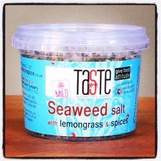 Spiced Seaweed Salt
