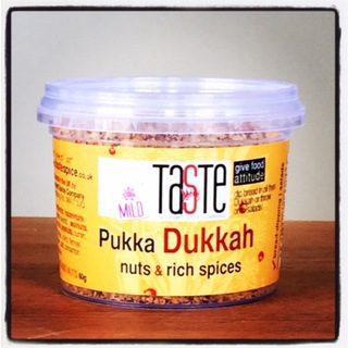 Pukka Dukkah mild