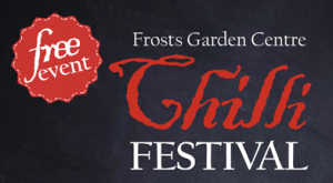 Frosts Chilli Festival (Woburn) @ Frosts Garden Centre