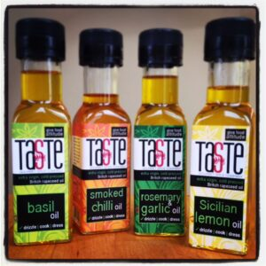 Bestselling Oils Taster 4-Pack