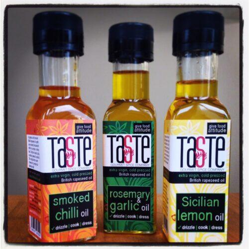 Bestselling Oils Taste Pack