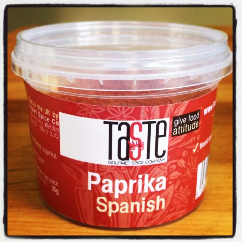 Paprika Spanish