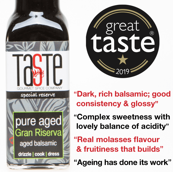 Great Taste Gran Riserva summary