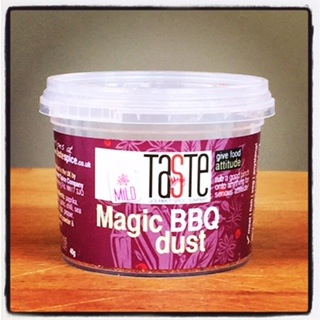 Magic BBQ Dust