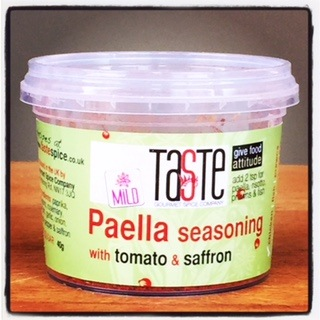 Paella Seasoning