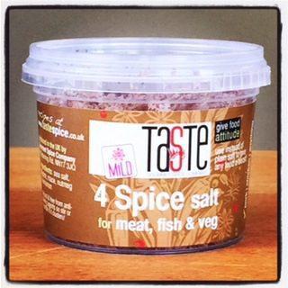 4 Spice Salt