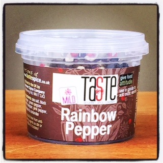 Rainbow Peppercorns