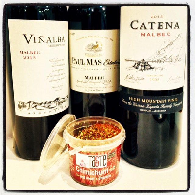 Chimichurri Wine Pairing