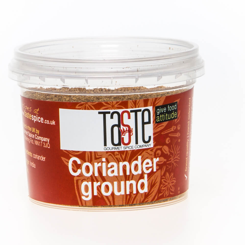 coriander-ground