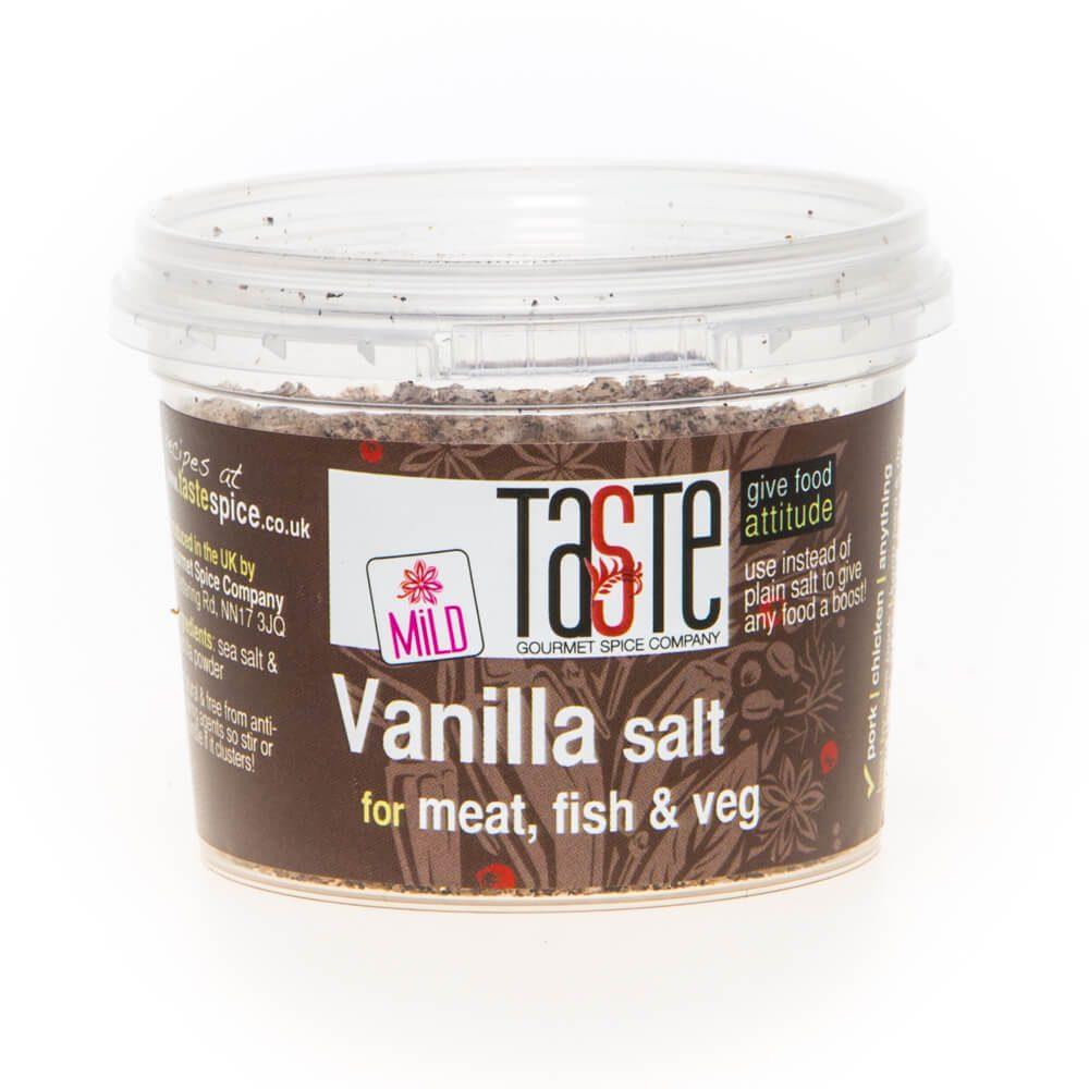 Vanilla Salt Recipe — Dishmaps