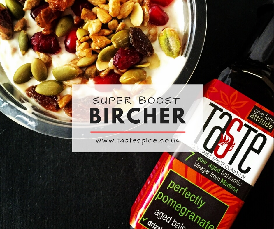 Super Boost Bircher image