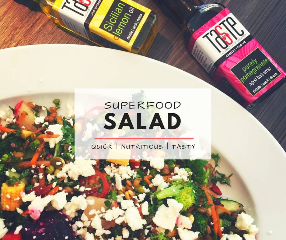 SuperFood Salad picture