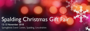 Spalding Christmas Gift Fair @ Springfields Event Centre | England | United Kingdom
