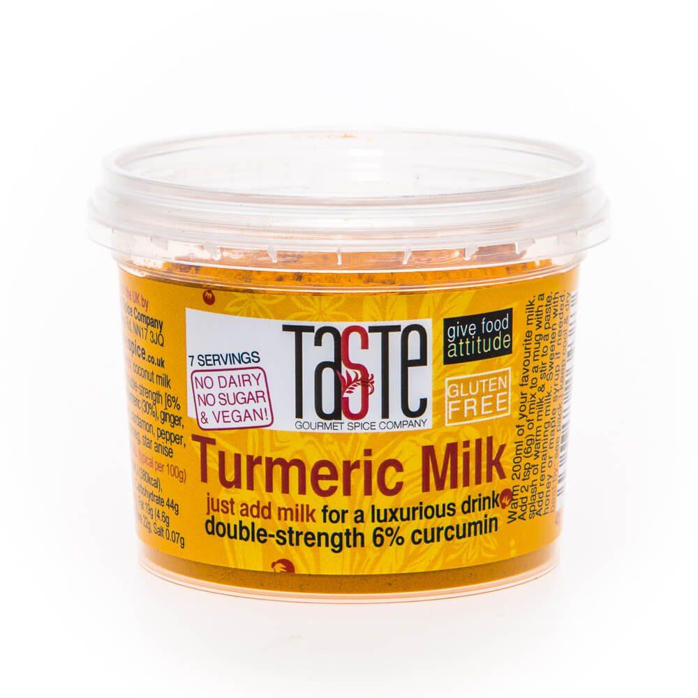 Turmeric Milk image