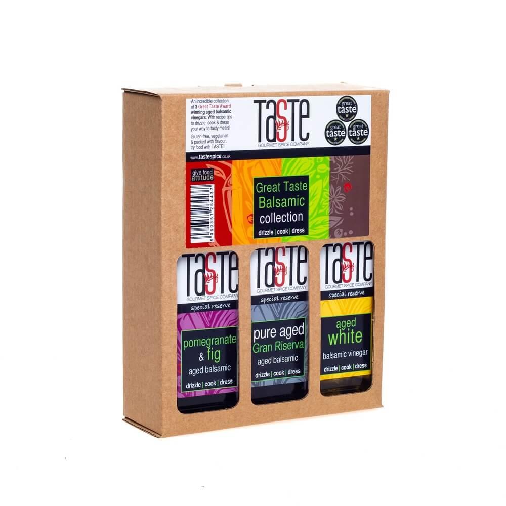 Great Taste Winners Balsamic 3 Pack