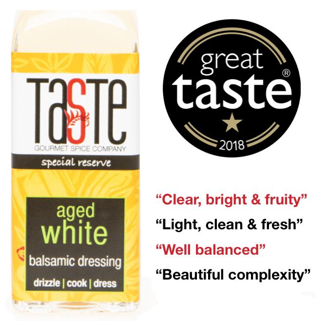 White Aged Great Taste Image, Aug 18